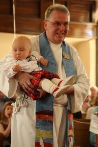 Baptism Rev Jim
