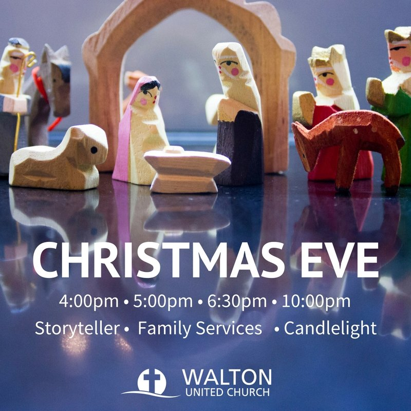 Christmas Eve @ Watlon United Church, Oakville, Ontario