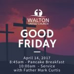 Good Friday @ Walton United Church, Oakville, Ontario