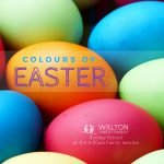 Easter - Sunday School @ Walton United Church, Oakville, Ontario