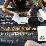 Youth Confirmation @ Walton United Church, Oakville, Ontario