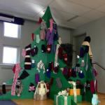 Mitten Tree @ Walton United Church, Oakville, Ontario