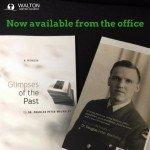 Doug Walmsley book @ Walton United Church, Oakville, Ontario