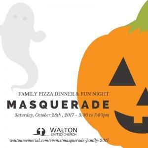 Masquerade @ Walton United Church, Oakville, Ontario