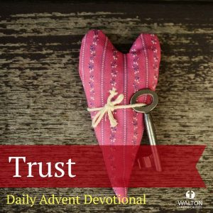 Advent 04 - Trust @ Walton United Church, Oakville, Ontario