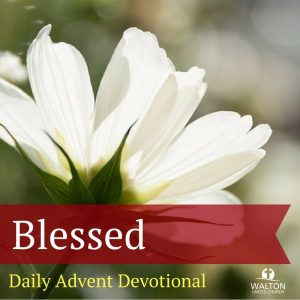 Advent 06 - Blessed @ Walton United Church, Oakville, Ontario