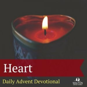 Advent 12 - Heart @ Walton United Church, Oakville, Ontario