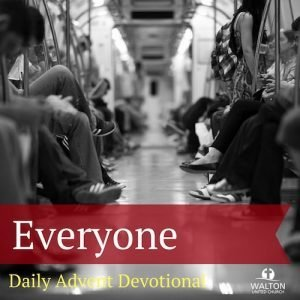 Advent 16 - Everyone @ Walton United Church, Oakville, Ontario