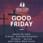 Good Friday @ Walton United Church, Oakville, Ontario