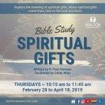 Spiritual Gifts Bible Study