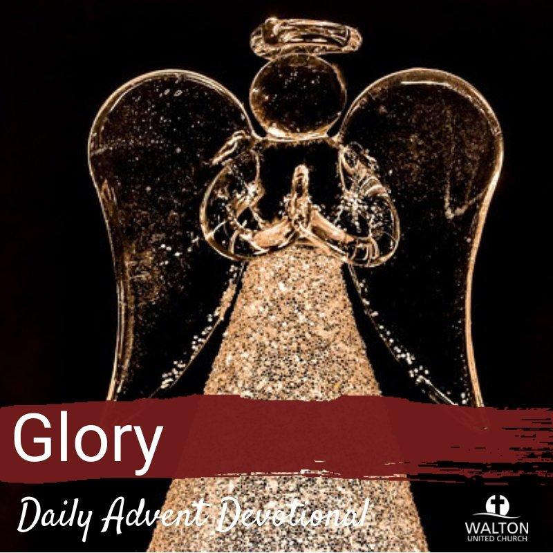 Glory Advent Devotional