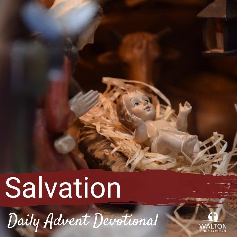 Salvation - Advent Devotional