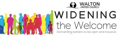 Widening Welcome - Open & Inclusive