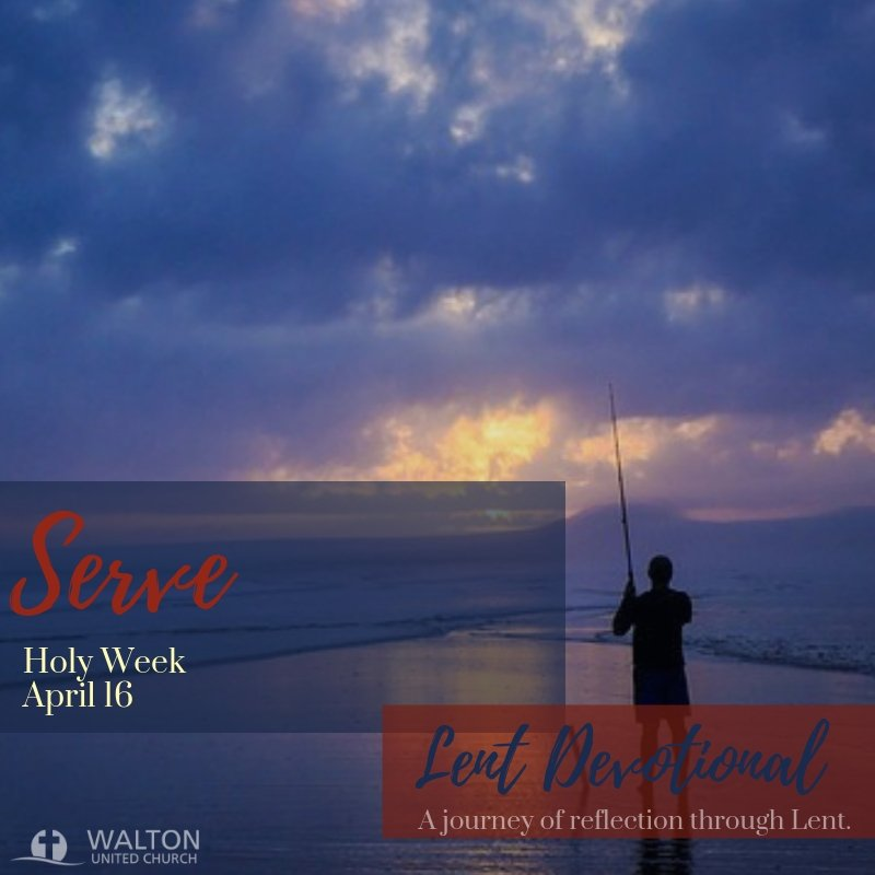 Serve - Lent Devotional
