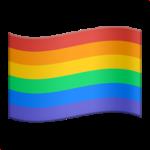 Rainbow Flag representing Pride